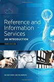 img - for Reference and Information Services: An Introduction, Third Edition book / textbook / text book