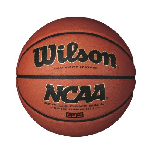 Wilson NCAA Replica Game Basketball (29-Inch)