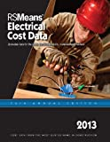 RS Means Electrical Cost Data 2013 Book