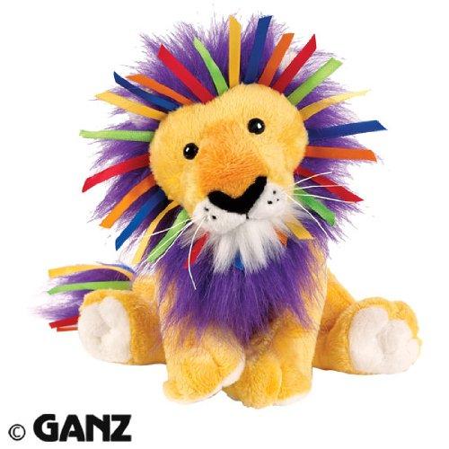 Webkinz Plush Stuffed Animal Ribbon Lion