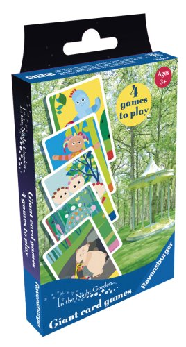 Ravensburger In the Night Garden card game