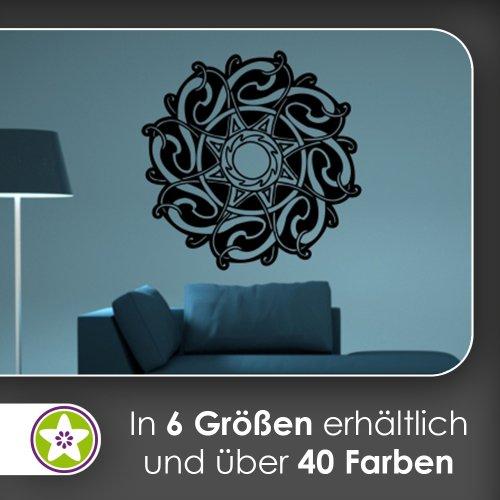 keltische knoten wandtattoo in 6 gr en wandaufkleber. Black Bedroom Furniture Sets. Home Design Ideas