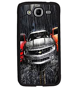 PrintDhaba Car D-5507 Back Case Cover for SAMSUNG GALAXY MEGA 5.8 (Multi-Coloured)
