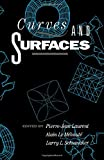 img - for Curves and Surfaces book / textbook / text book