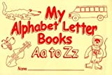 My Alphabet Letter Books, AA to ZZ [Paperback]