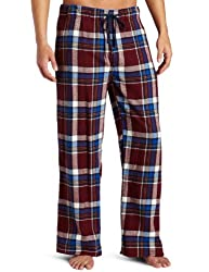 Bottoms Out Mens Plaid Flannel Sleep/Lounge Pants - Patterns and Sizes Available