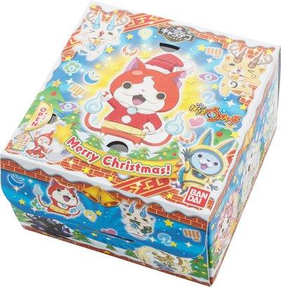 キャラデコ2015 クリスマス 妖怪ウォッチ 限定おもちゃつき! サイズ:145×35(mm)5号(4~6人分)