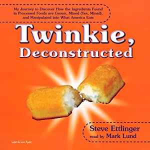 Twinkie, Deconstructed Audiobook