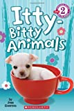 Scholastic Reader Level 2: Itty-Bitty Animals
