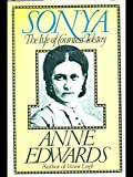 Sonya: Life of Countess Tolstoy (034025002X) by Edwards, Anne