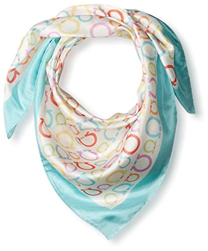 Salvatore-Ferragamo-Womens-Patterned-Scarf-Azzurro