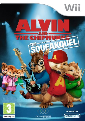 Alvin And The Chipmunks: The Squeakuel (Wii)