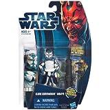 Clone Commander Wolffe in Phase II Armor CW17 - Star Wars The Clone Wars von Hasbro