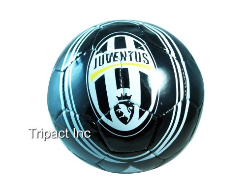 JUVENTUS OFFCIAL SIZE 5 SOCCER BALL - 126 at Amazon.com