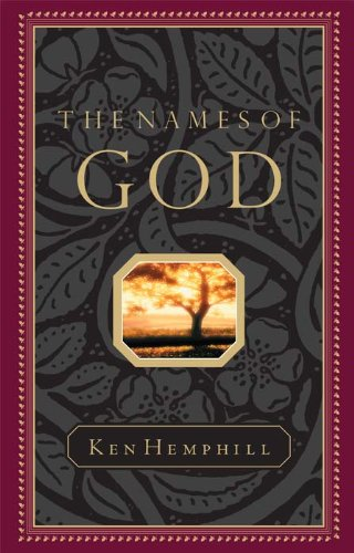 The Names of God cover