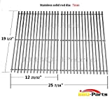 bbq-parts 7528 (Aftermarket) BBQ Barbecue Replacement Stainless Steel Cooking Grill Grid Grate for Weber Genesis E and S series gas grills, Lowes Model Grills