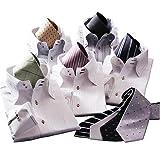 デザイナーズセレクト ALLドゥエボットーニシャツ ホワイト14点セット