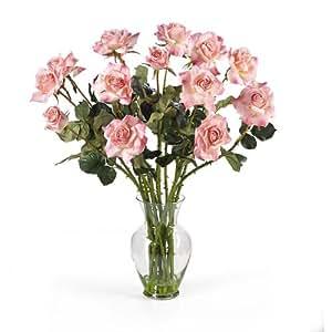 Long Stem Roses Liquid Illusion