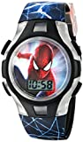 "Marvel Kids' ASM2KD081FL ""Spider-Man"" Bundle With Digital Display Watch And Wristband"