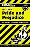 by Kalil, Marie CliffsNotes on Austens Pride and Prejudice (Cliffsnotes Literature Guides) (2000) Paperback