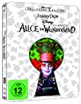 Alice im Wunderland - Steelbook [Blu-ray] [Collector´s Edition]