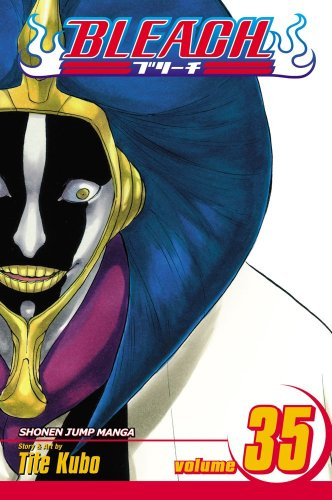 BLEACH ブリーチ コミック 35巻 (英語版)