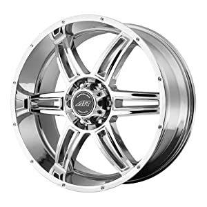 American Racing AR890 Wheel with Chrome Finish (17×8″/6x135mm)
