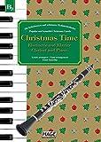 Christmas Time, 37 bekannte Weihnachtslieder für Klarinette...