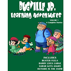 Bugville Jr. Learning Adventures Collection #1 | [Robert Stanek]
