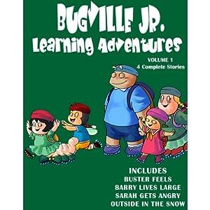 Bugville Jr. Learning Adventures Collection #1 | [Robert Stanek]