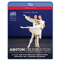 Ashton Celebration [Blu-ray]