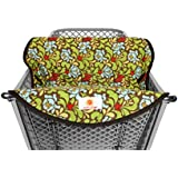 Cool Wazoo the Original 5-n-1 Convertible Shopping Cart Cover, Swing Insert, Highchair Cover and Car Shade (Styling San Francisco)