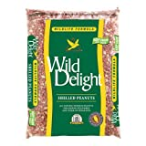 Wild Delight 380250 Shelled Peanut Wild Bird Barrier Food Bag, 20-Pound