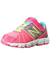 New Balance KV890 Hook-and-Loop Running Shoe (Infant)