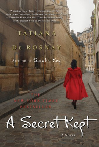 A Secret Kept, Tatiana De Rosnay