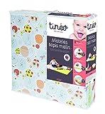 Tinéo - Alfombra para juegos, multicolor