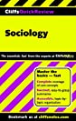 Sociology (Cliffs Quick Review)