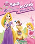 Disney Princess Sing Along Book (Disn...