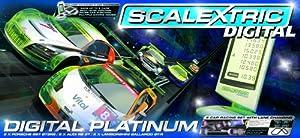 Scalextric Digital C1276 Platinum 1:32 Scale Race Set