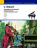 Notenbuch für Nannerl: Klavier. (Schott Piano Classics)