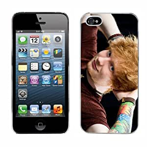 Ed Sheeran Case Fits Iphone 5 Cover Hard Protective Skin 2 for Apple I Phone