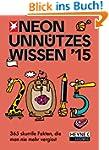 Unn�tzes Wissen 2015: Tages-Abrei�kal...