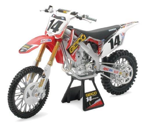 new-ray-49423-vaachicule-miniature-moto-cross-honda-geico-2012-crf-450-r-by-new-ray