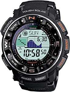 Casio Men's PRW2500-1 Pro-Trek Tough Solar Digital Watch
