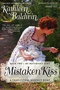 Mistaken Kiss: A Humorous Traditional Regency Romance by Kathleen Baldwin ebook deal