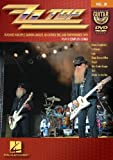 ZZ Top - Guitar Play-Along DVD Volume 38