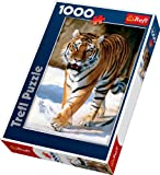 Trefl Puzzle Siberian Tiger (1000 Pieces)