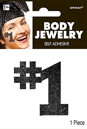 Black Body Jewelry - 1