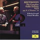 Beethoven: The Complete Violin Sonatas Vol.II (2 CD's)