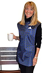 TidyTop Stylish Clothing Protector, Adult Bib, 18\